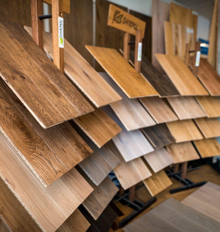Montaż i cyklinowanie podłóg drewnianych duży wybór - OHRPOL